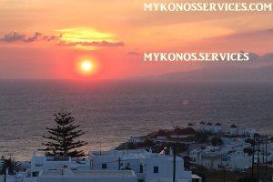 D Angelo villa sea view - rent villa mykonos services 2