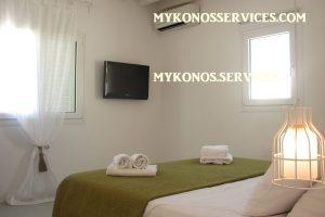 D Angelo villa sea view - rent villa mykonos services 1122
