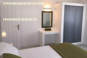D Angelo villa sea view - rent villa mykonos services 1134