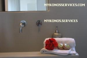 D Angelo villa sea view - rent villa mykonos services 15152525