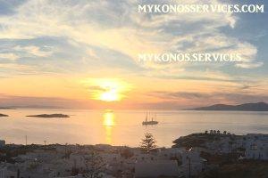 D Angelo villa sea view - rent villa mykonos services 3
