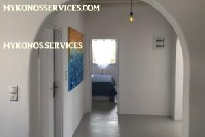 D Angelo villa sea view - rent villa mykonos services 10300303