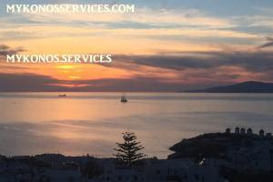 D Angelo villa sea view - rent villa mykonos services 1222222