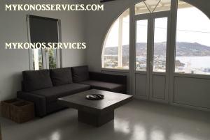 D Angelo villa sea view - rent villa mykonos services 7