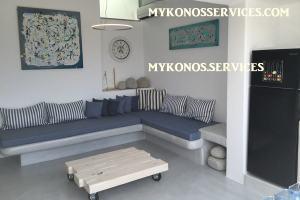 Villa D Angelo Sunset Penthouse by the wind mills - mykonos services - rent villa mykonos 1