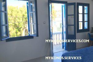 Villa D Angelo Sunset Penthouse by the wind mills - mykonos services - rent villa mykonos 13