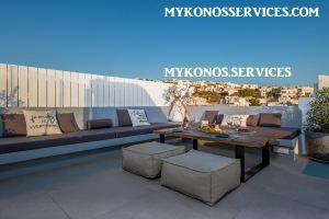 Villa D Angelo Sunset Penthouse by the wind mills - mykonos services - rent villa mykonos 193932