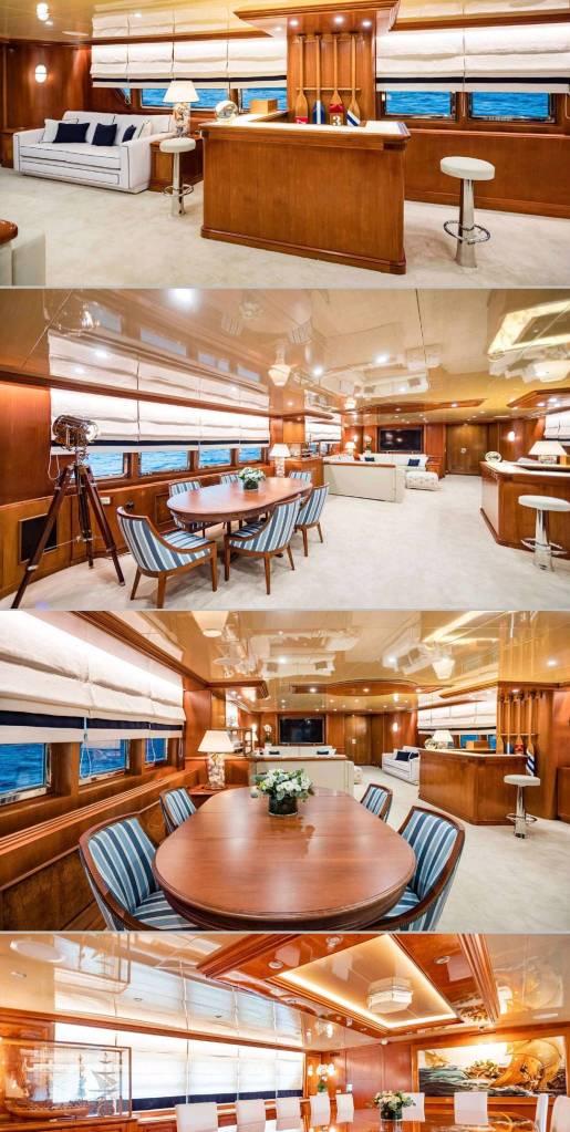 yachts mykonos luxury - rent yacht 1
