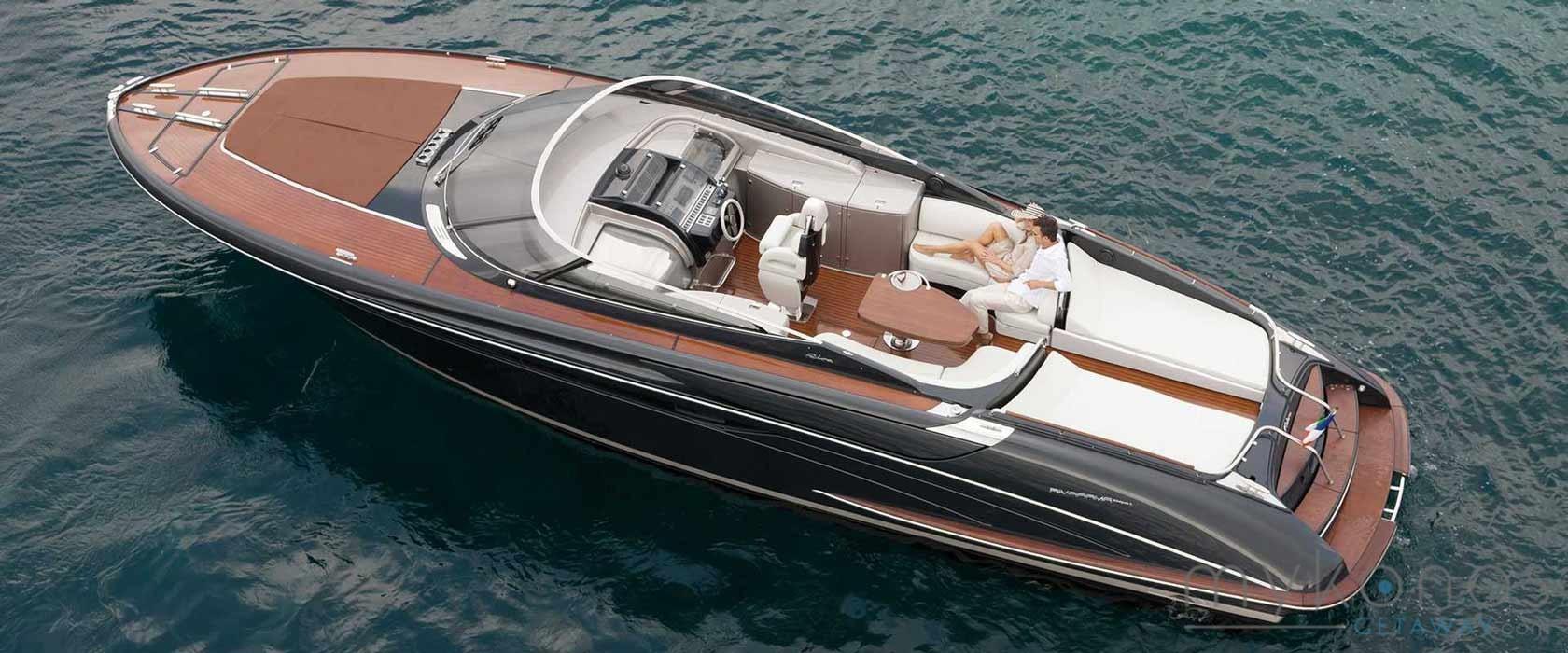 Luxury Speed Boat Rentals Mykonos Private Cruise