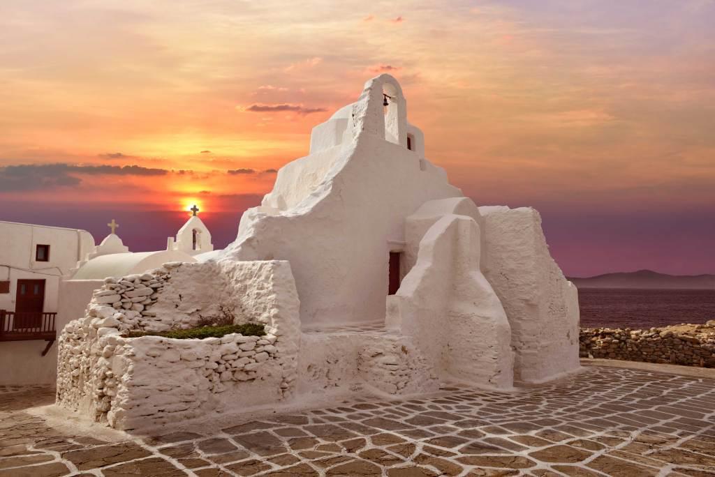 Mykonos History Culture
