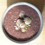 Danpatjuk 단팥죽 (Sweet Red Bean Porridge)