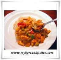 Easy Japanese Chicken Curry Rice | MyKoreanKitchen.com
