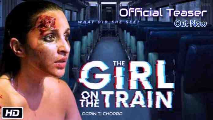 The Girl On The Train Hindi Movie Trailer