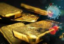 Gold is rising with the increase in Coronavirus infections