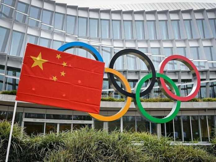 The USA consulting with allies about boycotting the Beijing Winter Olympics