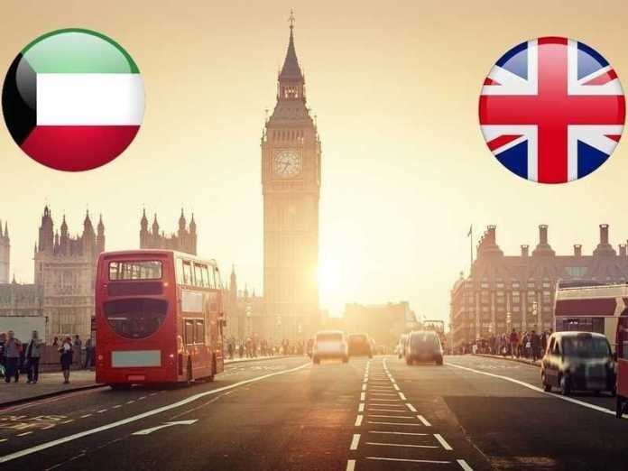 Britain Abolition of quarantine for vaccinated travelers from Kuwait