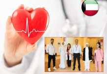 42% of deaths in Kuwait are due to heart disease