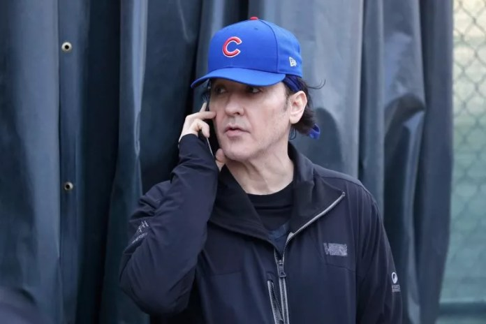 Watch Viral Video of John Cusack White Sox Confrontation