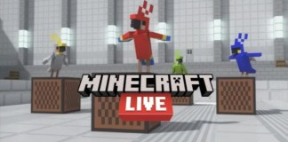 Watch Minecraft Live 2021 for free