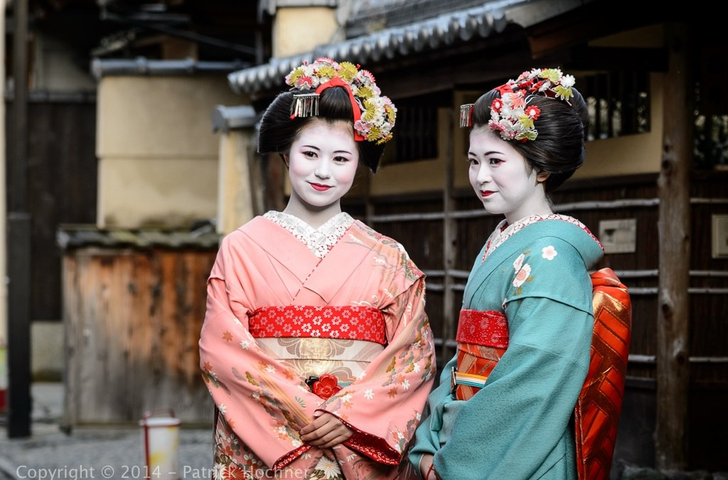 The Geisha and Maiko