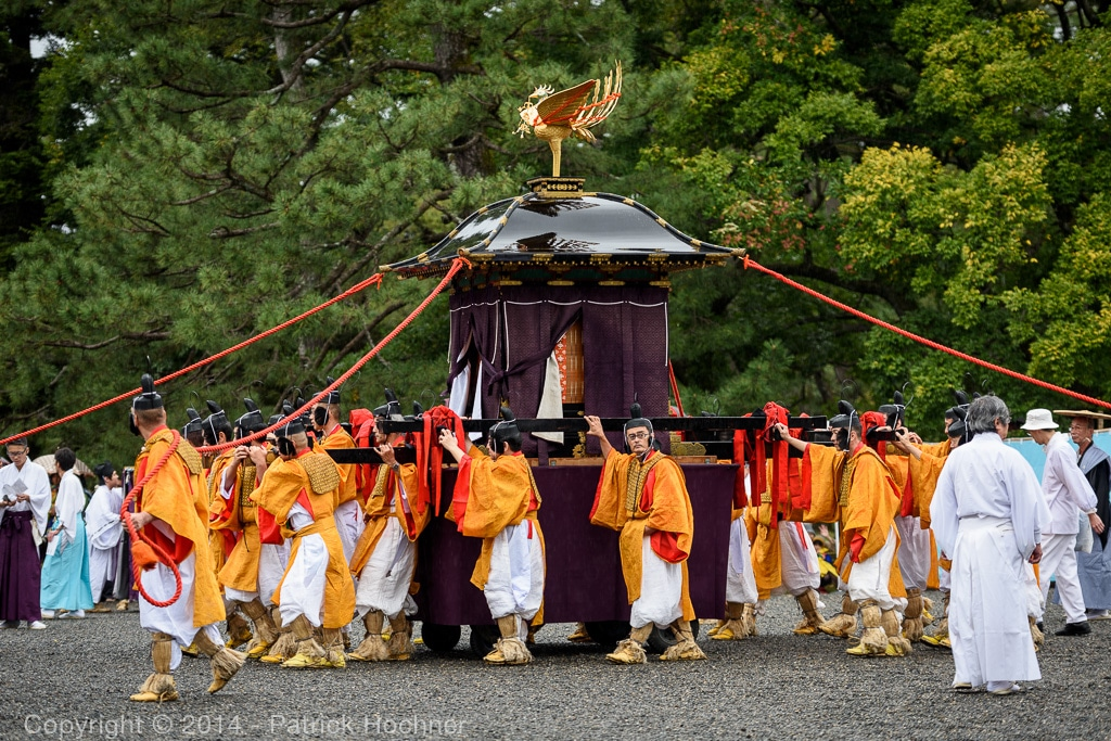 Jidai Matsuri, October