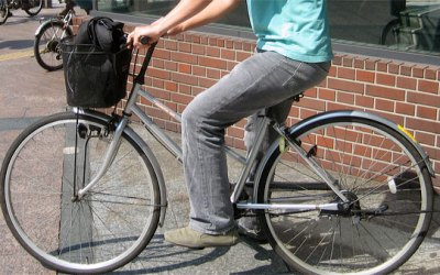 Renting a bicycle