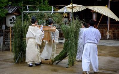 Nagoshi no Harae Summer Purification