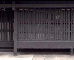 Kôshi - latticework