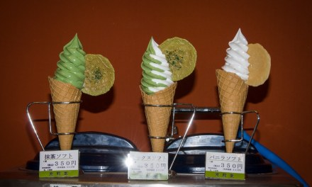 Macha Ice Cream