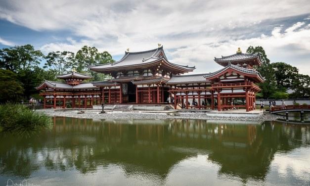 Byōdō-in, the Phoenix Hall, Uji