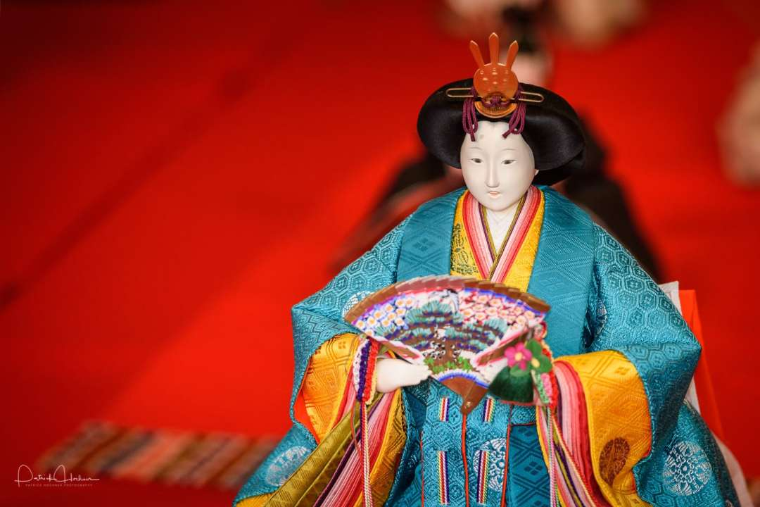 The Empress, Hina Matsuri Doll Festival