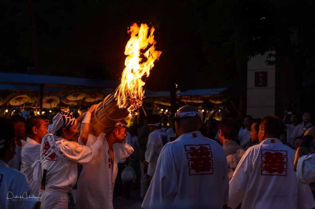 Mikoshi Arai, purification ceremony, Gion Matsuri