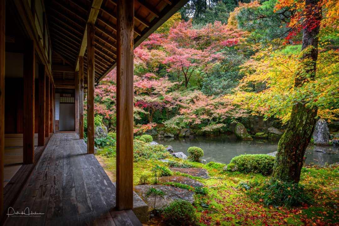 Renge-Ji Temple, Kyoto