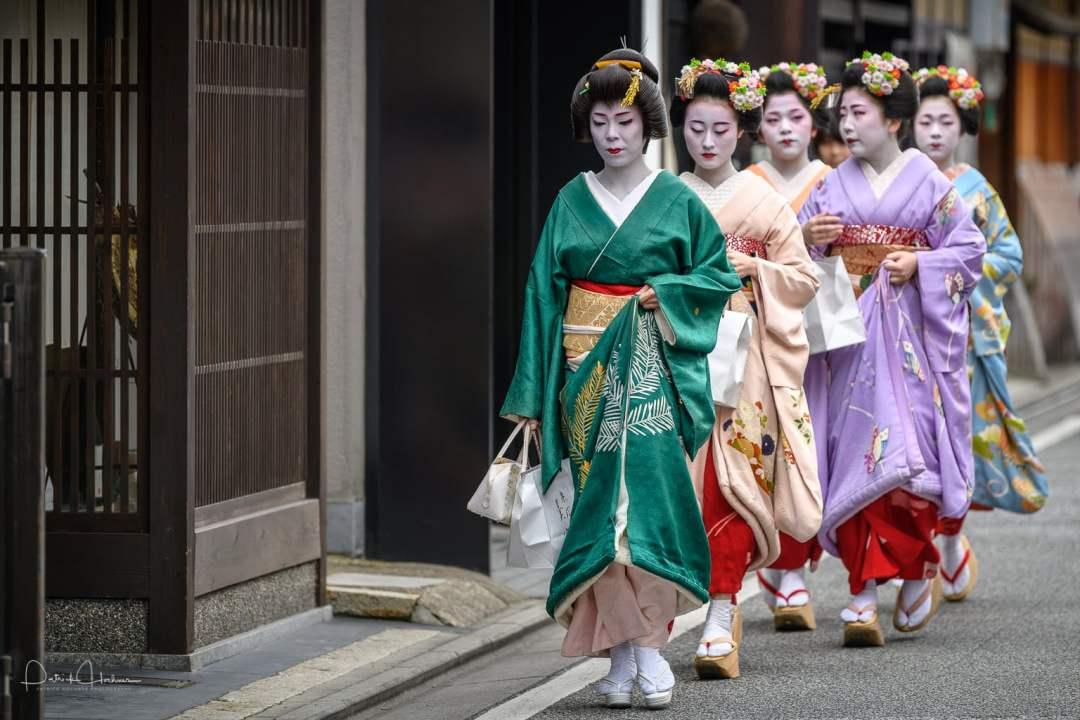 Hatsuyori in Gion Kobu, Kyoto
