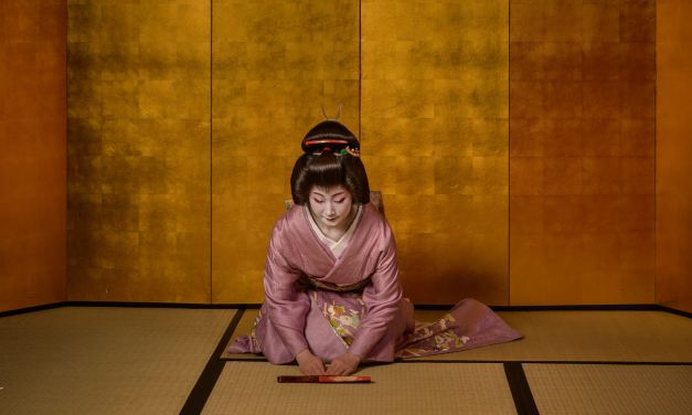 Geiko Toshiemi – Photos Exhibition