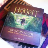"Some time last year (I think) I was in Barnes & Noble and I was browsing The Hobbit section and felt like I really wanted to buy something, haha. So I picked up the location guidebook by #IanBrodie, it costs $20 and it was on my Amazon Wishlist and I thought, ""okay I should probably support actual book stores more."" I really love this book but have only read a few pages so far, I'm going to have to read more soon!"