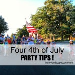 4th of july outdoor party tips