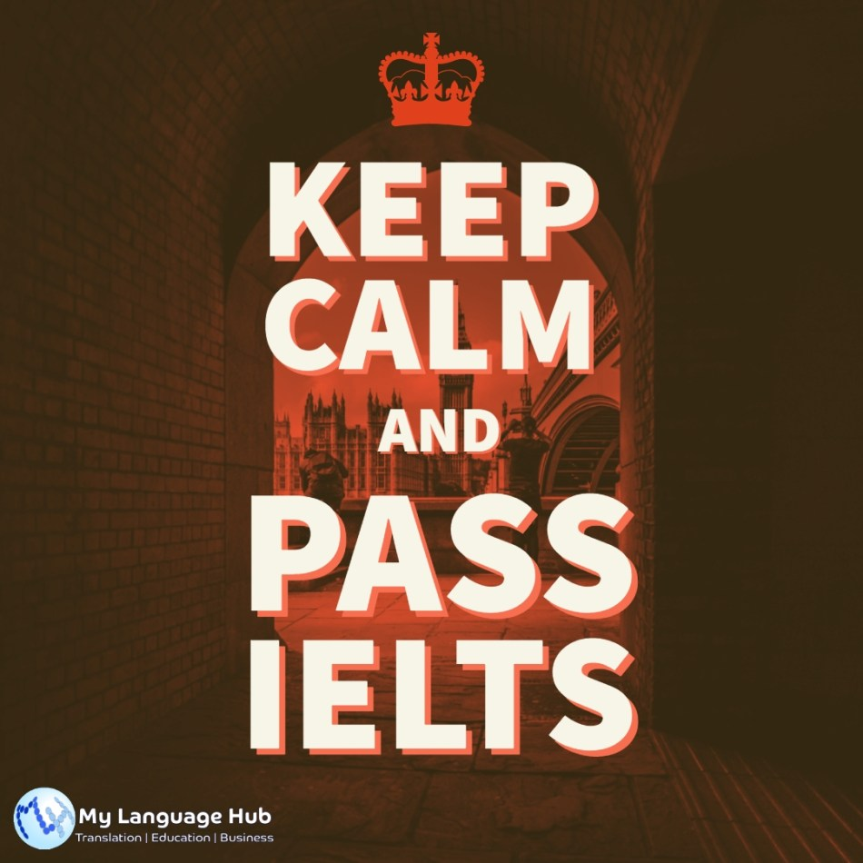 IELTS preparation course. Online IETLS course
