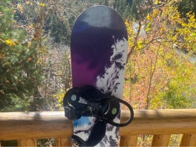 Snowboard review - bpro gnu