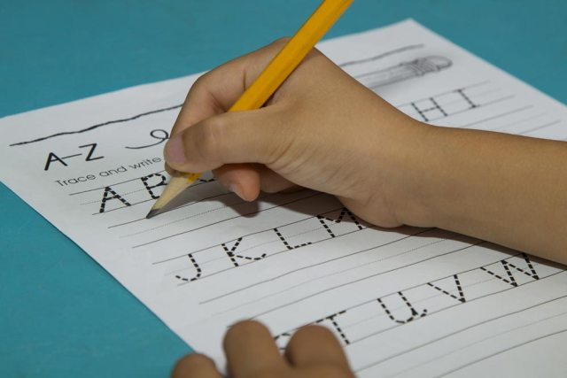 Detecting Handwriting Problems