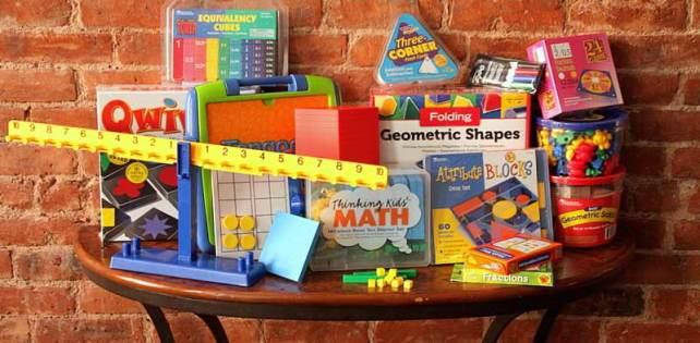 Math Center Manipulatives
