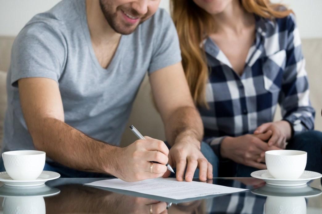 post-marital agreement