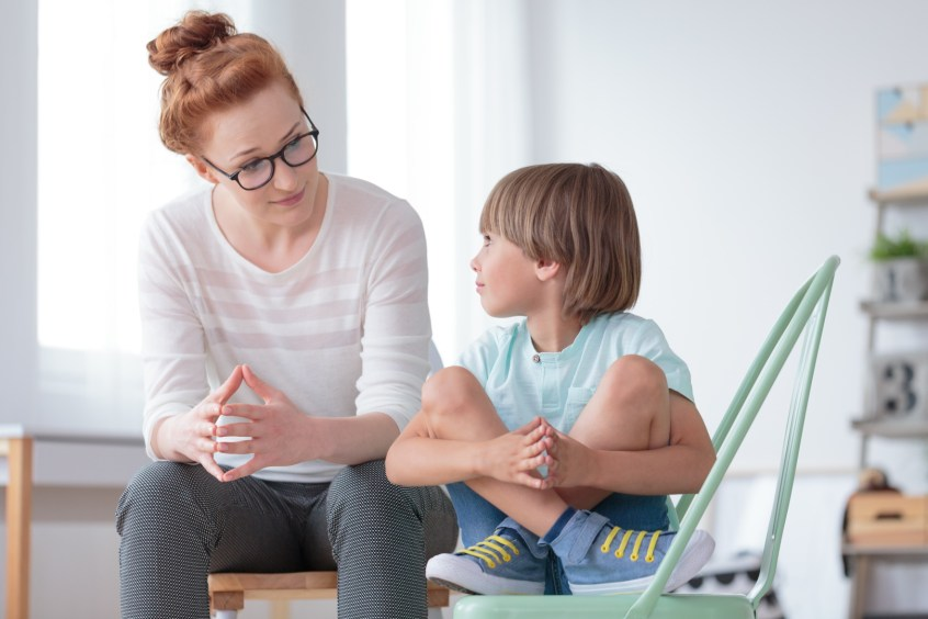 legal guardian for a minor child