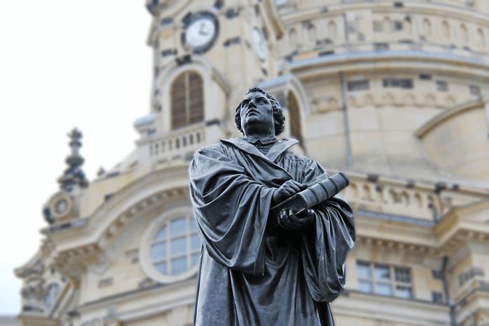 루터 종교개혁 500년 역사와 하나님의교회