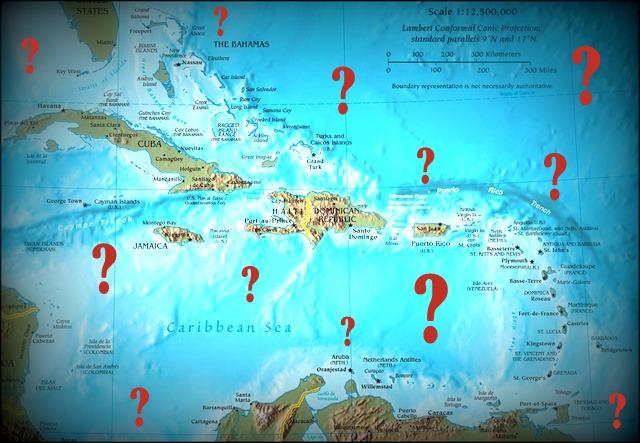 La Caraibe sur le web : querelle territoriale, perception et limites floues