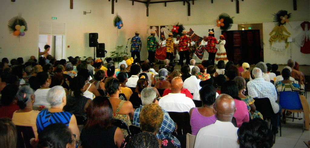 Ô Guadeloupe vieillissante