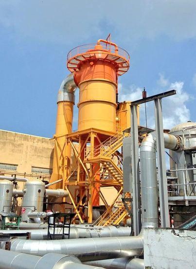 8 - centrale géothermique