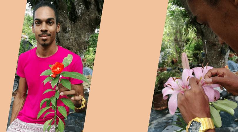 Lieu de rêve en Guadeloupe : la pépinière Nérée racontée par Sidney Henery-Sainsily