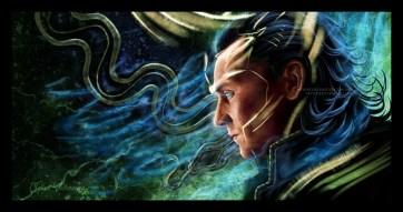 Loki, prints available:4x6, 8x12, 12 x 18