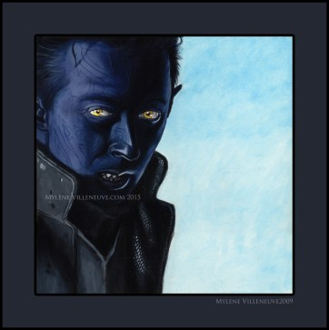Nightcrawler, prints available 8 x10
